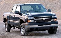 Houston Auto Glass Repairs - Chevy Truck