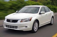 Houston Auto Glass Repair - Honda Vehicles